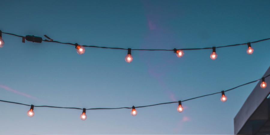 Multiple String Lights