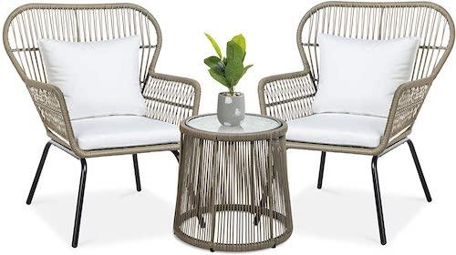 3-piece Patio Furniture