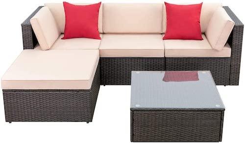 Devoko patio furniture
