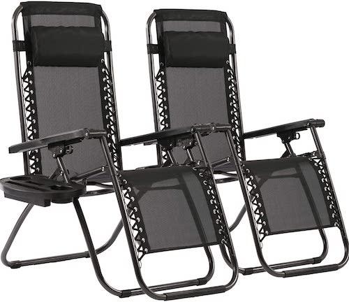 Zero Gravity Patio Chairs