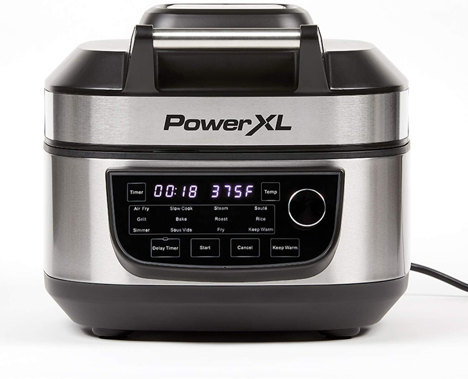 PowerXL Grill Air Fryer Combo Deluxe