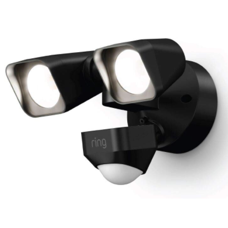 Ring Outdoor Motion-Sensor Security Light
