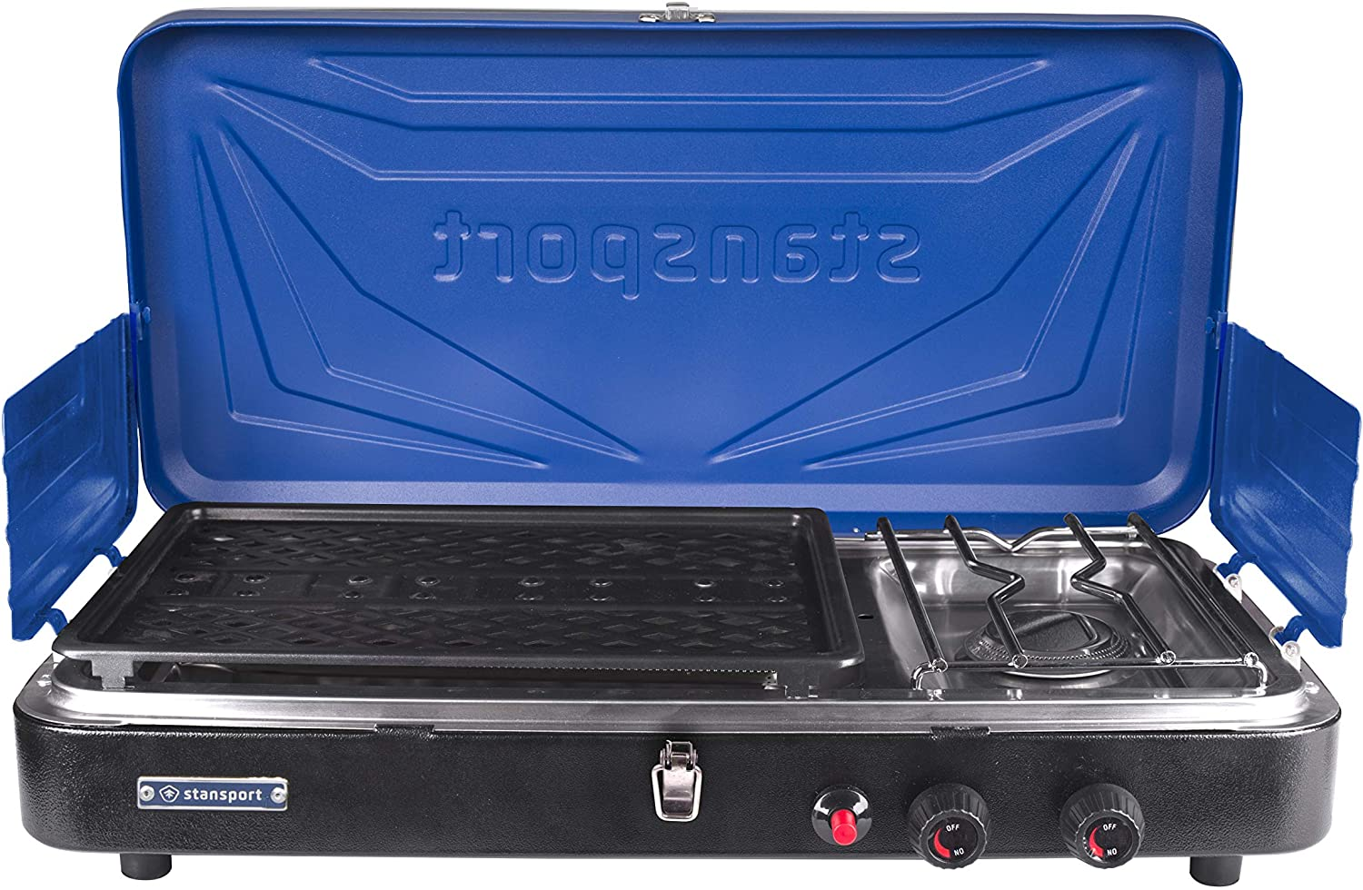 Stansport Outfitter Series 3-Burner
