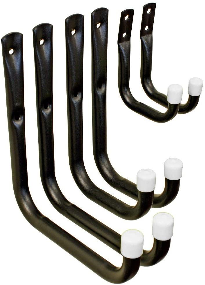 Shepherd Hardware 8088e Heavy-Duty Steel Assorted Utility Hooks