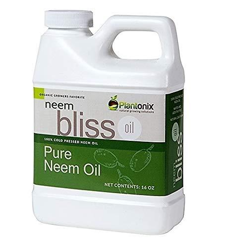 Plantonix Organic Neem Bliss Oil