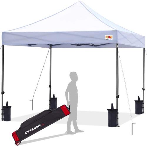 ABCCANOPY Patio Pop Up Canopy Tent