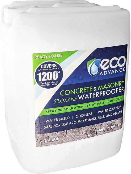 Eco Advance Concrete/Masonry Siloxane Water Repellent