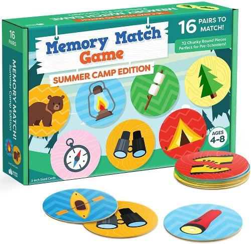 Momo & Nashi Matching Memory Game for Kids