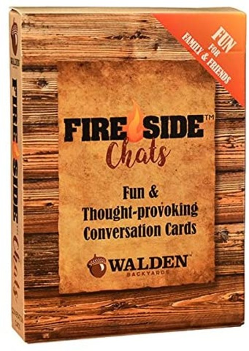 Fireside Chats Conversation Cards by Walden