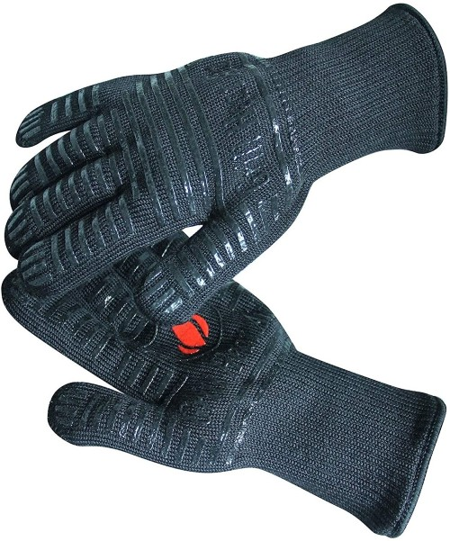 Grill Heat Aid Heat Resistant BBQ Gloves
