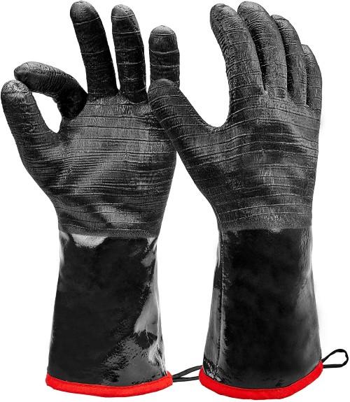 Heatsistence Heat Resistant BBQ Gloves