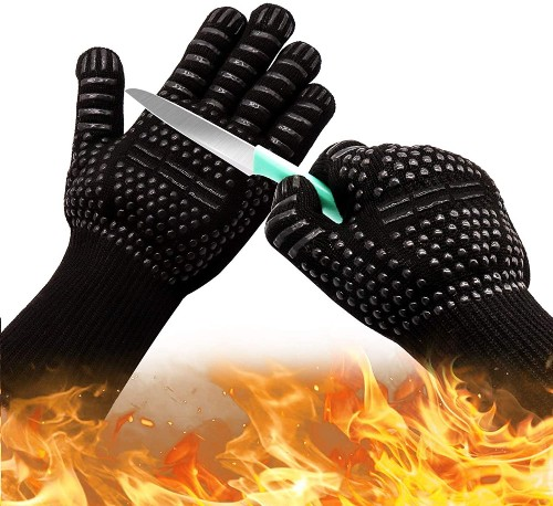 MOAMI Cut-Resistant Grill Gloves