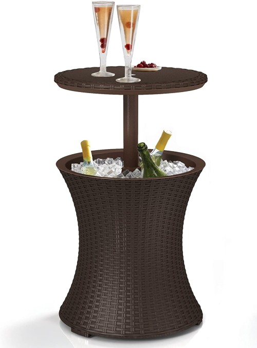 Keter Pacific Cool 7.5 Gallon Beer and Wine Cooler