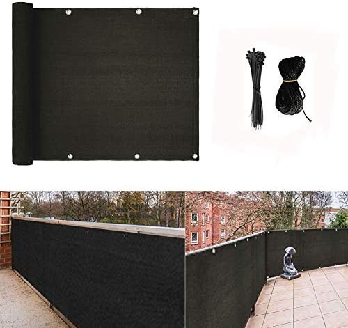 zimo Privacy Screen for Porch, Deck or Outdoor Patio