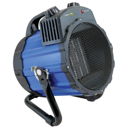 Comfort Zone PowerGear CZ285 1500 Watt Portable Ceramic Utility Heater