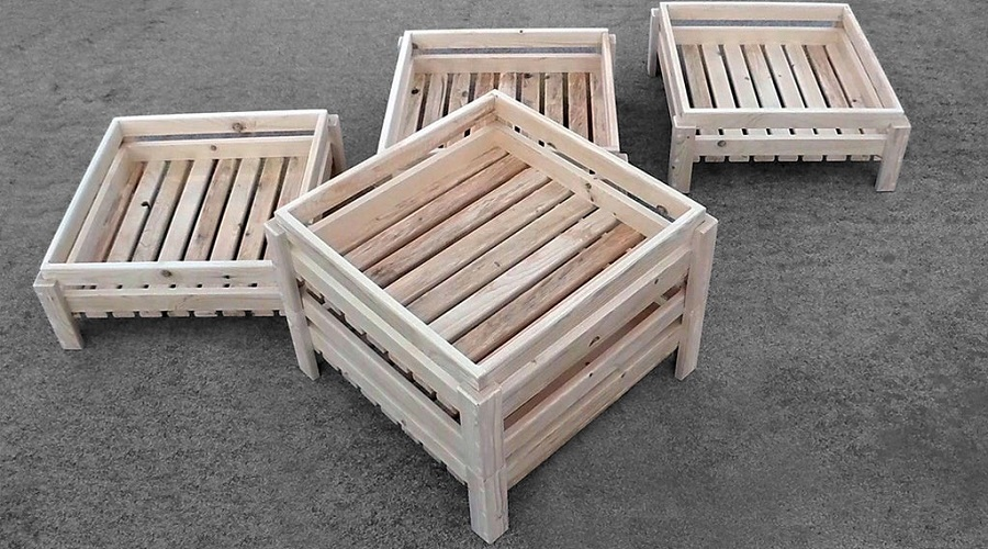 Stackable Crate Tower