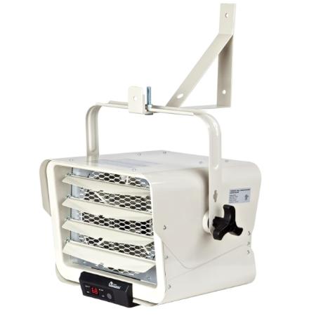 Dr. Infrared Heater DR-975 7500-Watt 240-Volt Hardwired Shop Garage Electric Heater