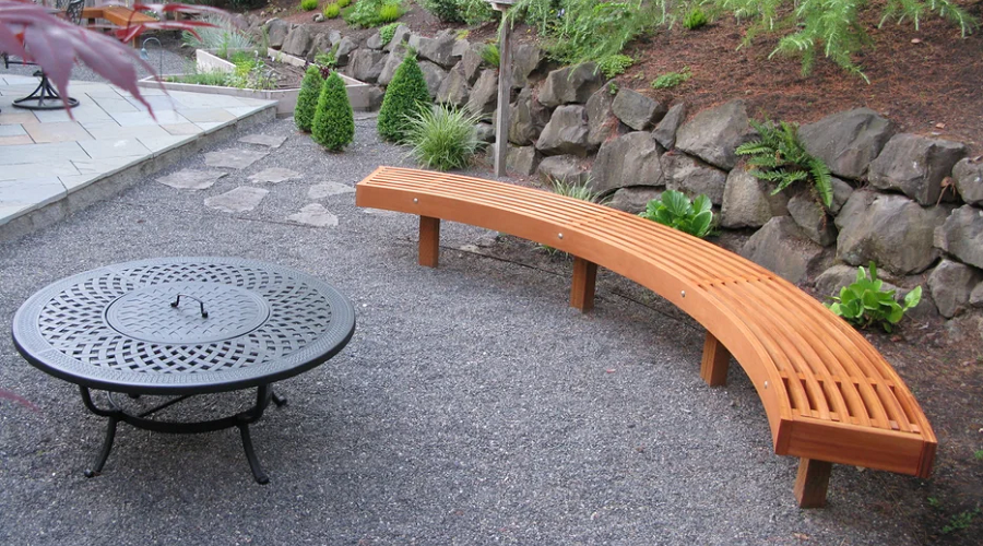 Curved Planks