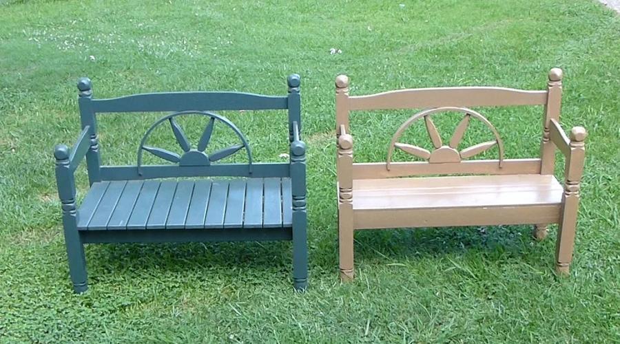 Revamped Wood Pieces
