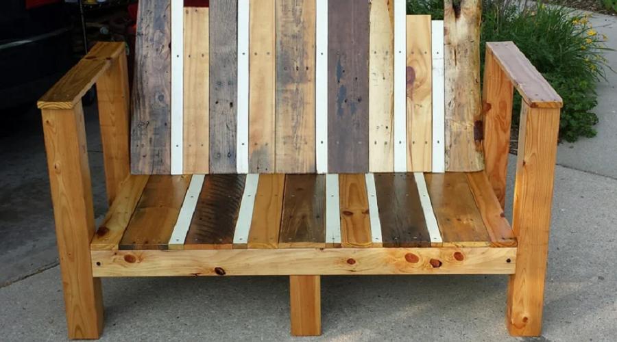 Reclaimed Planks