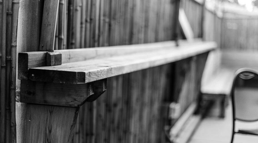 Fence Ledge