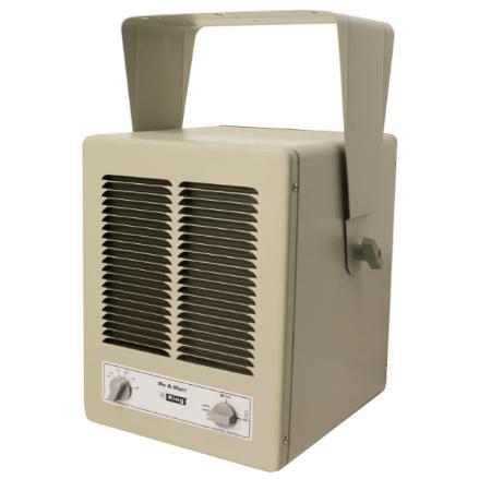 KING KBP2406 KBP Multi-Wattage Compact Unit Heater
