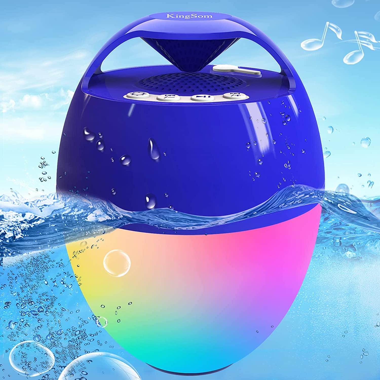 Portable Bluetooth Pool Speaker