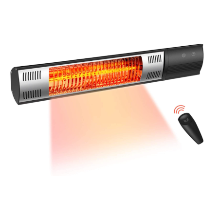 Simple Deluxe Wall Mounted Heater