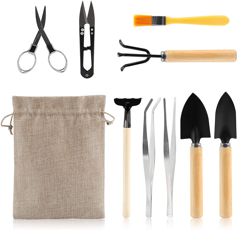 LIHAO Basic Bonsai Tools Set