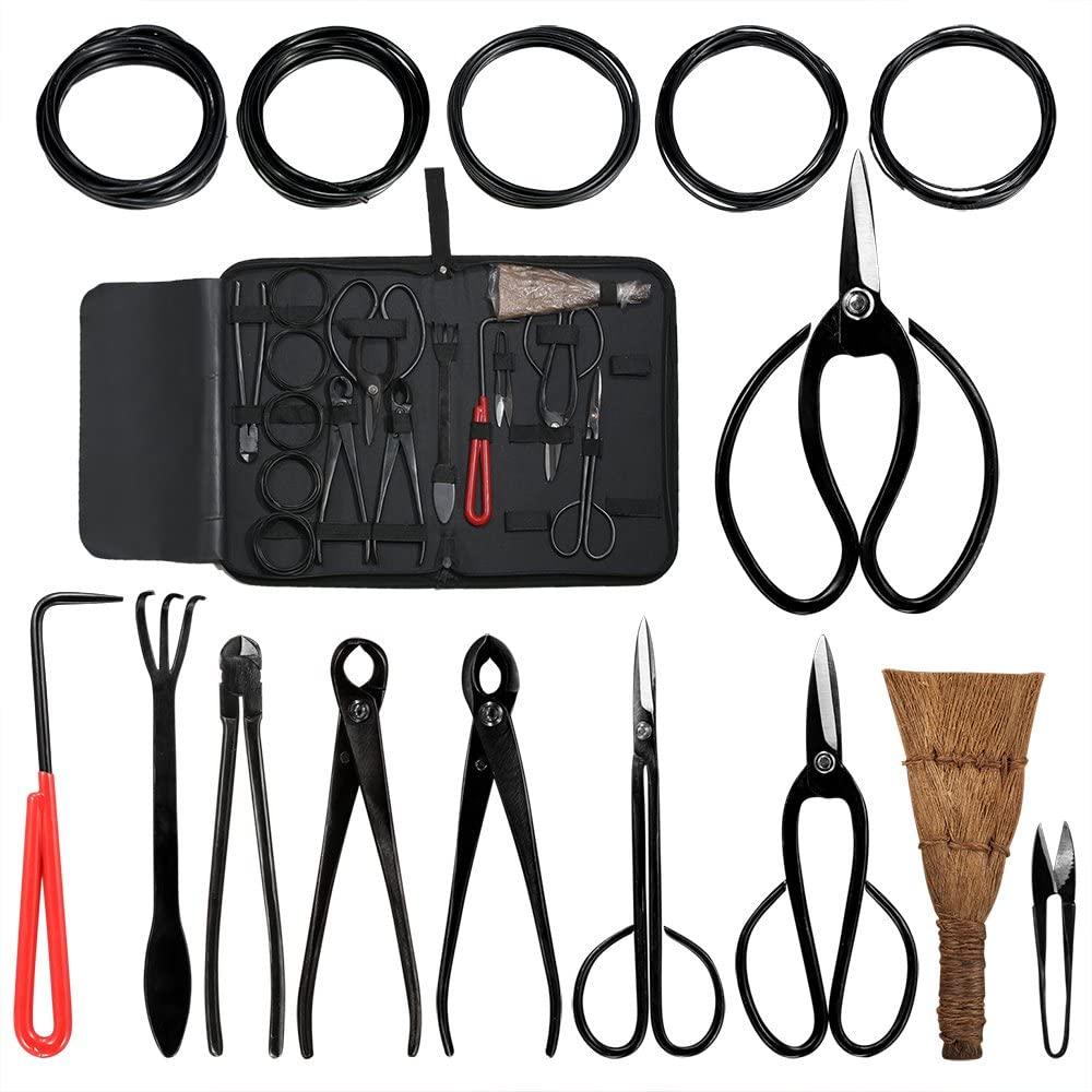 Aonepro Bonsai Tool Kit