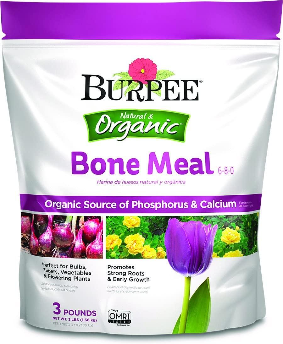Burpee Organic Bone Meal Fertilizer