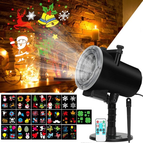 Syslux Holiday Light with Remote Control
