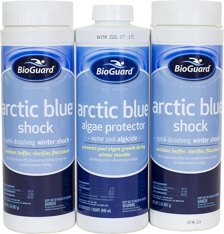 BioGuard Arctic Blue Winter Closing Kit