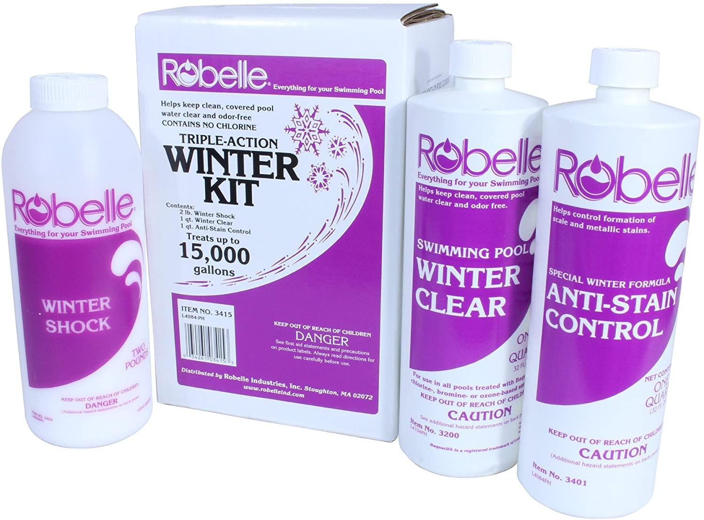 Robelle Triple-Action Winter Kit