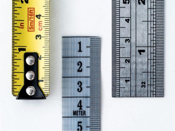 three measures